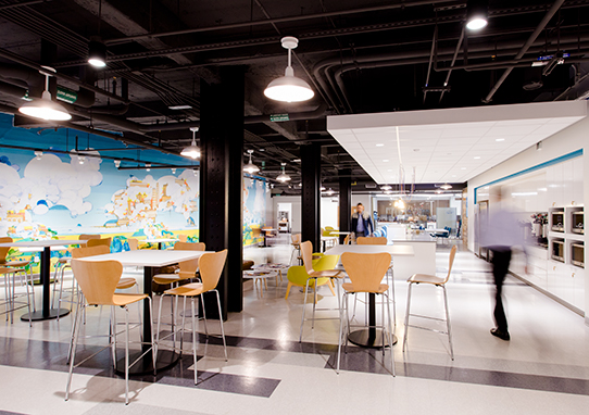 NextCorps Common Area