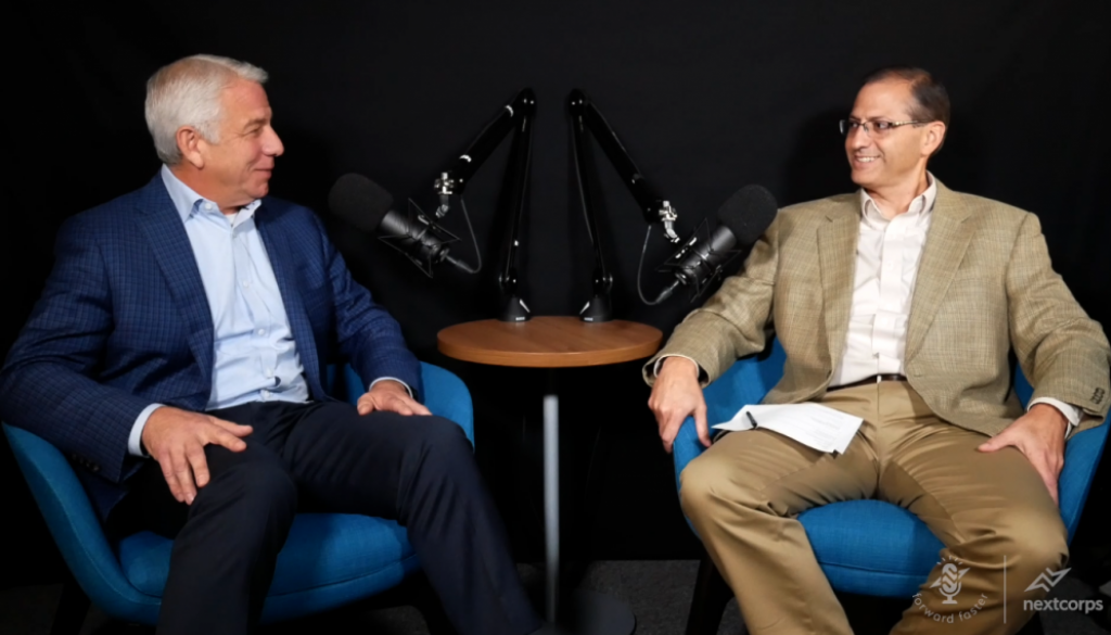 Attributes of a Successful Startup - podcast with Don Golini