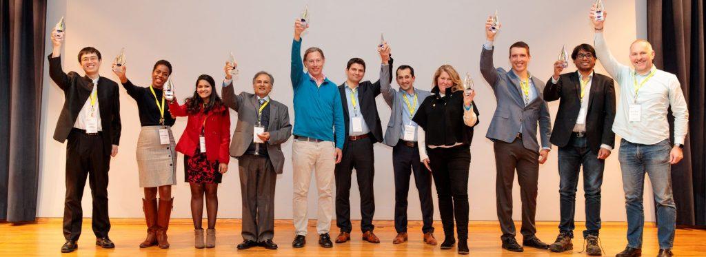 Luminate cohort 3 Lightning Award winners