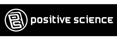 logo - positive science