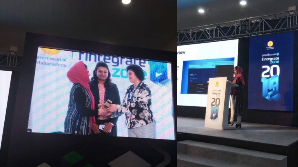 Haqean at Fintegrate 2019