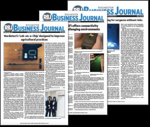 Rochester Business Journal series