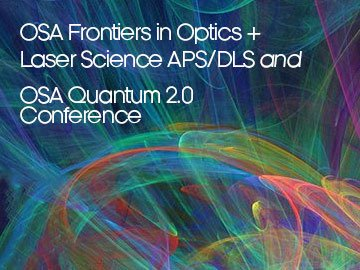 FiO+LS and Quantum 2.0 Conference