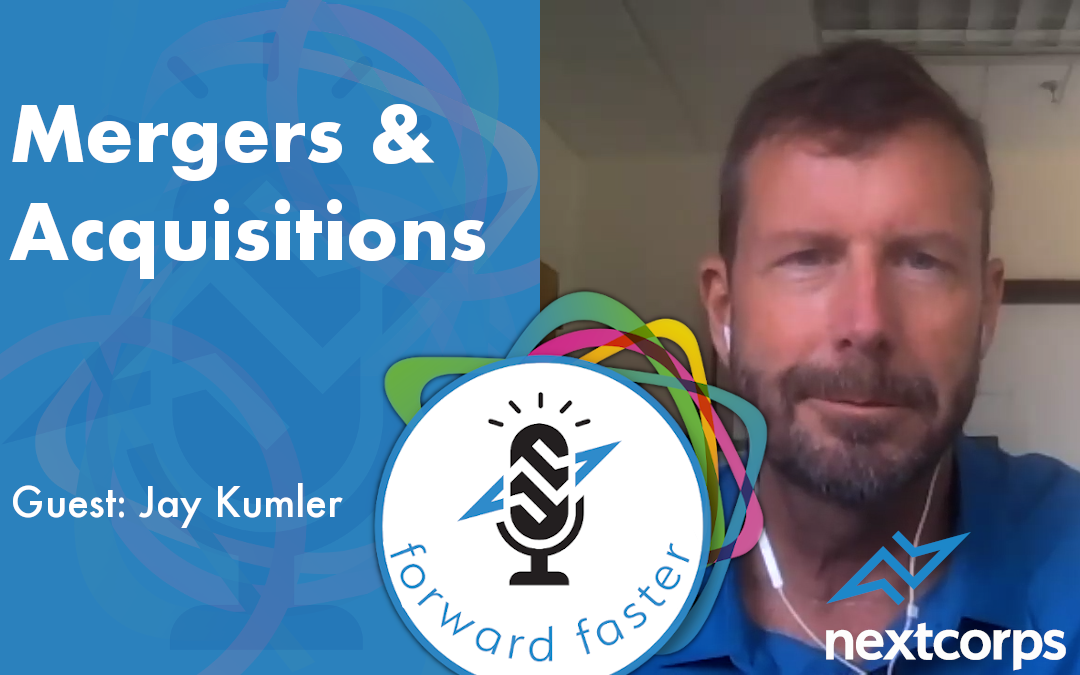 Mergers and Acquisitions podcast with Jay Kumler