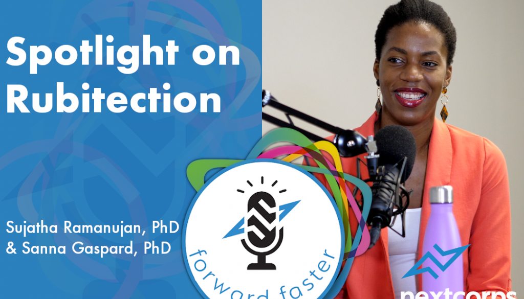 Spotlight on Rubitection Podcast
