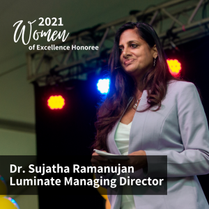 Sujatha RBJ Women of Excellence 2021