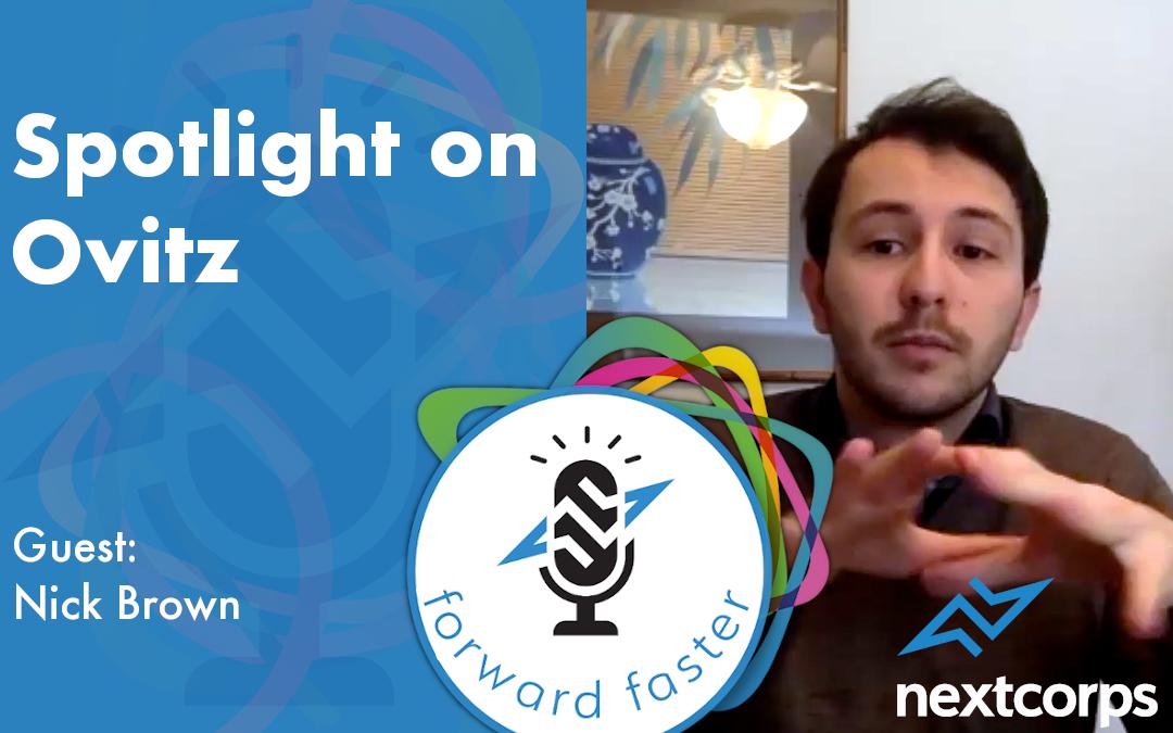 Spotlight on OVITZ podcast