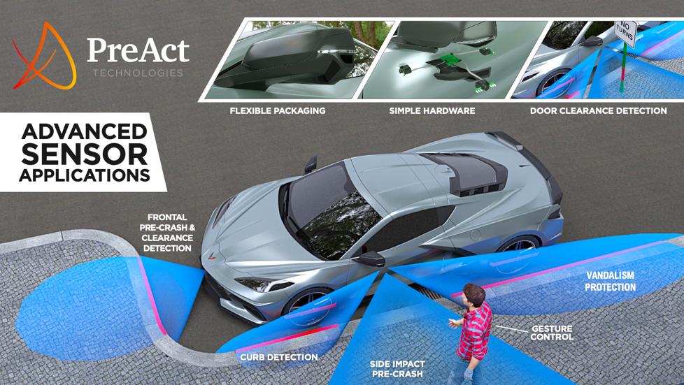 PreAct Technologies Advanced Sensor Applications