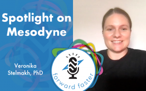 Spotlight on Mesodyne podcast