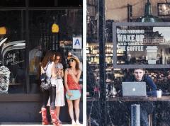 Lumotune digital glass helps retailers transform their storefront windows